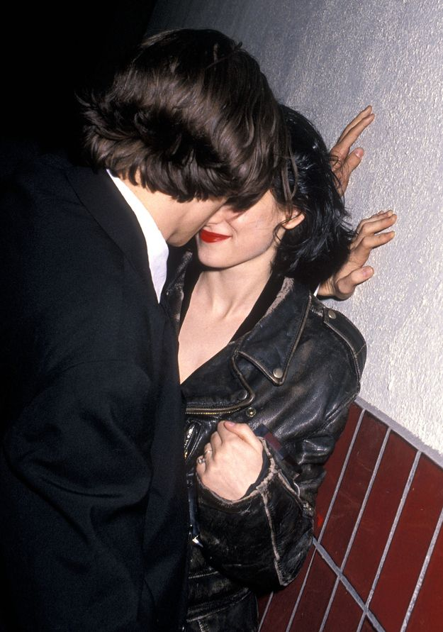 How they could never keep their hands off each other. | 21 Reasons Johnny Depp And Winona Ryder Should Get Back Together