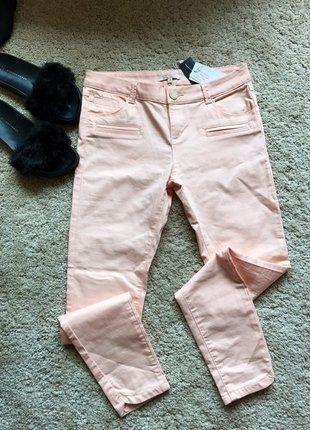 Kupuj mé předměty na #vinted http://www.vinted.cz/damske-obleceni/dziny/16434295-nove-letni-damske-kalhoty-ruzove-barvy