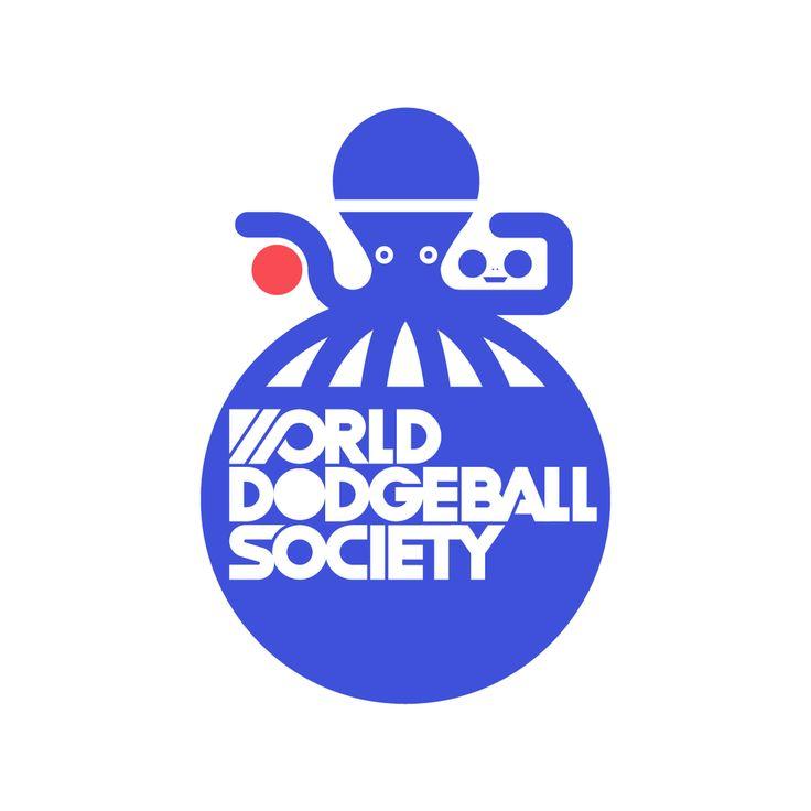 World Dodge Ball Logo