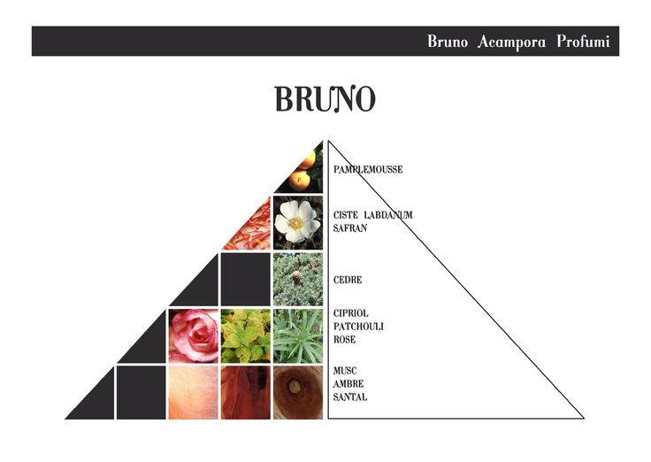 Bruno - Pyramid #pyramids #piramidi #olfactorypyramid #bruno #brunoacampora #brunoacamporaprofumi