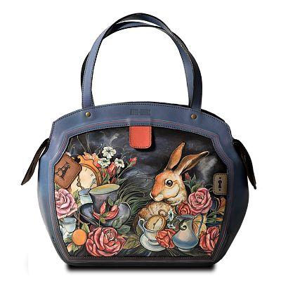 """Женская сумка № 37 """"герцогиня"""" от Ante Kovac на фото"""