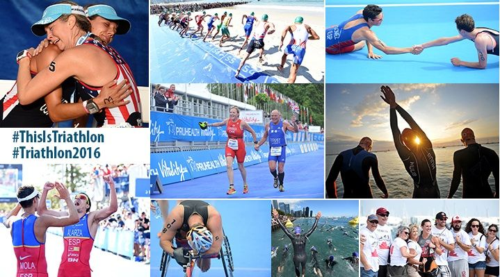"With 30 days to go until the first race at the 2016 Rio de Janeiro Olympic Games, ITU has today launched the social media campaign ""ThisIsTriathlon"" to get the world talking about triathlon.  While ITU will be releasing videos, photos, stories..."