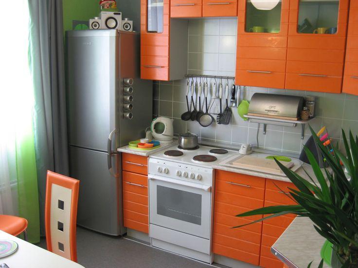 Интерьер маленькой кухни   Строительство и ремонт