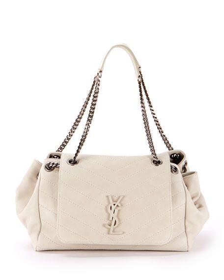 Nolita Large Monogram YSL Double Chain Shoulder Bag by Saint Laurent at  Neiman Marcus 979d503d48dda