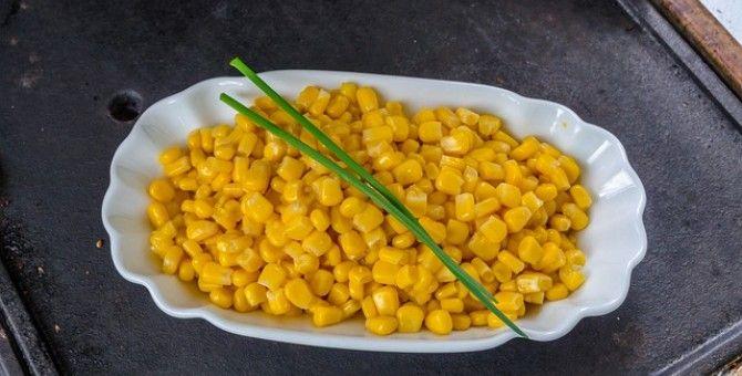 Corn Salad Of Health