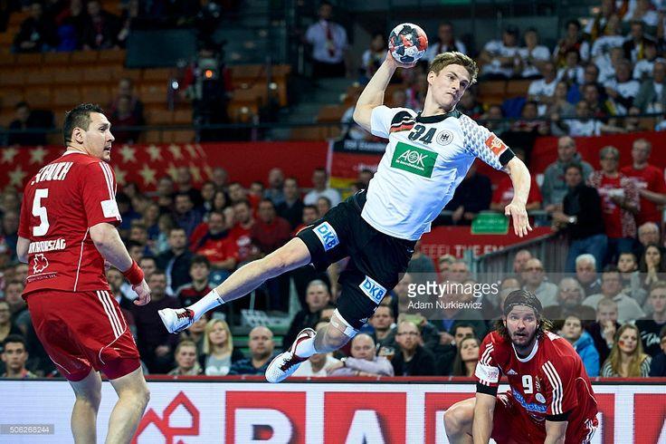 Germany v Hungary - Men's EHF European Championship 2016   Getty Images