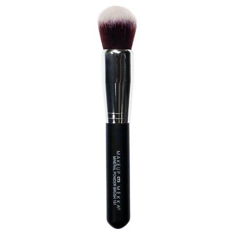 MINERAL POWDER BRUSH 151 fra Makeupmekka. Om denne nettbutikken: http://nettbutikknytt.no/makeupmekka-no/