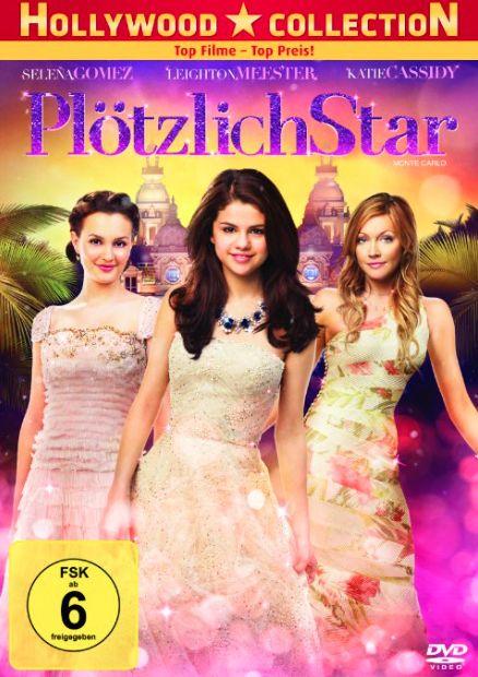 Die besten Mädchen Filme - Plötzlich Star mit Selena Gomez. Eine klassische Verwechslungskomödie.