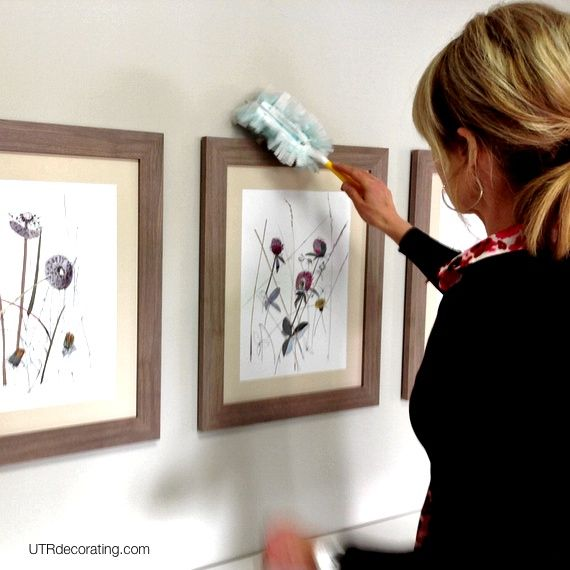 keeping picture frames straight walls picture hanging tips hanging pictures wall. Black Bedroom Furniture Sets. Home Design Ideas