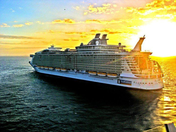 Allure of the seas travel cruising pack your bags pinterest