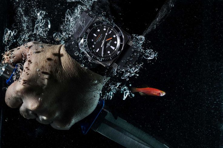 """""""Bell & Ross BR 03-92: The All Rounded Square Dive Watch"""" via @watchville"""