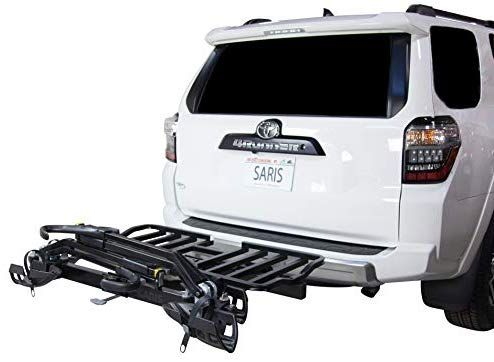 Amazon Com Saris Superclamp 2 Bike Hitch Car Rack Sports