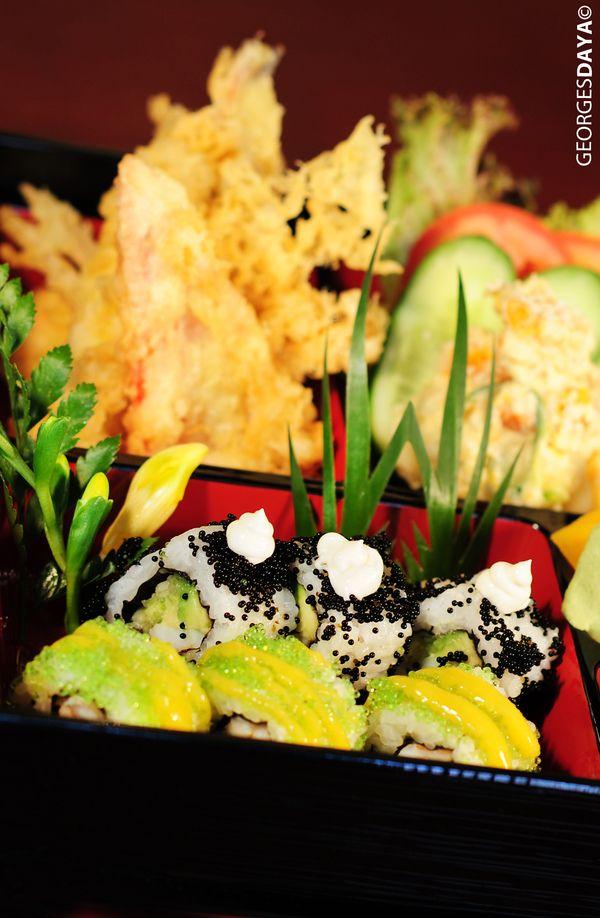 SAKURA - Japanese Restaurant on Behance
