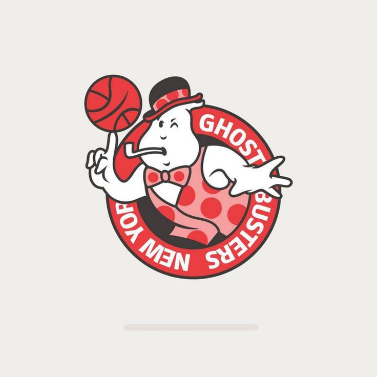 8 best Cartoon NBA Logos images on Pinterest | Basketball, Cartoon ...