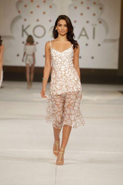 Kendra Dress, Brazillia Heels