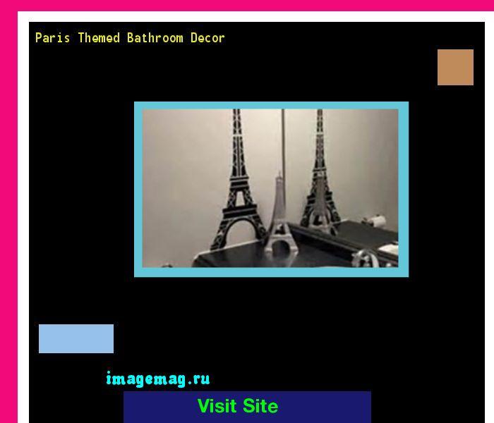 Paris Themed Bathroom Decor 162706 - The Best Image Search