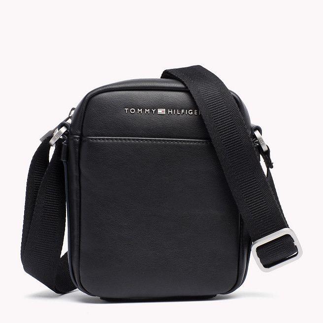 Tommy Hilfiger Reporter Bag - black (Black) - Tommy Hilfiger Reporter Bags - main image