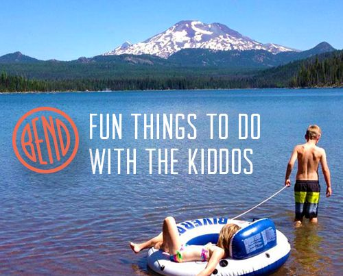 Get Bend Oregon #vacation ideas straight from from kids themselves here... http://www.visitbend.com/blog/2015/06/17/things-do-with-kids-in-bend-oregon/