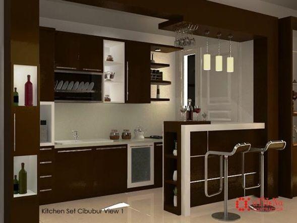 En esta oportunidad les presentamos algunos estupendos diseños de cocinas modernas en color marrón. Un tono neutral que nos otorga calidez y comodidad al espacio. Se convierte en el protagonista d…