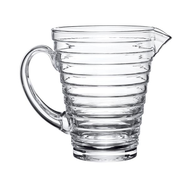 Aino Aalto pitcher 120 cl, clear