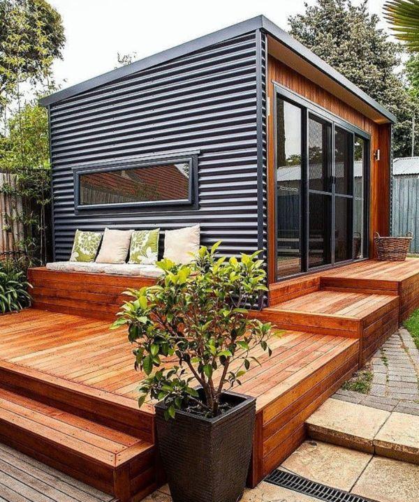 50 Ideen für das perfekte Containerhaus ! (mit Bildern