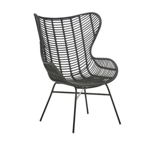 Globe West Living Room Tango Butterfly Occasional Chair