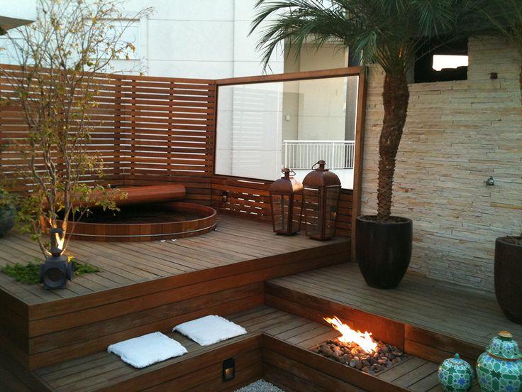 Terrace by Gigi Botelho