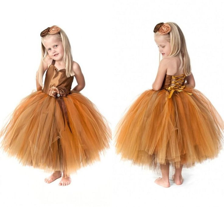 Yellow flower girl dresses sears