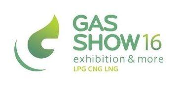 Logo GasShow 2016 - Sedmý ročník mezinárodního veletrhu se zaměřením na LPG, CNG, …