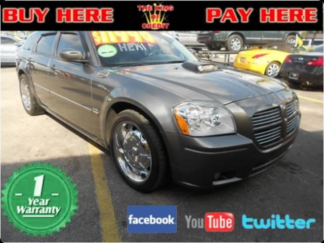 2005 dodge magnum in miami florida used cars in miami 11490 sedan used cars for sale at. Black Bedroom Furniture Sets. Home Design Ideas
