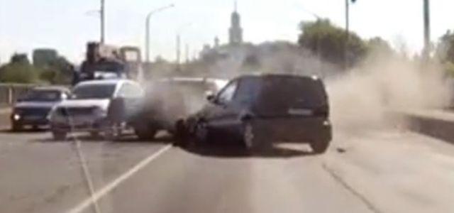 Car Accidents Compilation June 2015
