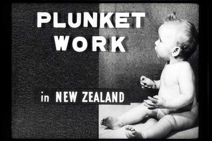 Plunket Work in New Zealand, 1955