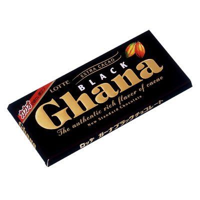 ガーナ<ブラック> - 食@新製品 - 『新製品』から食の今と明日を見る!