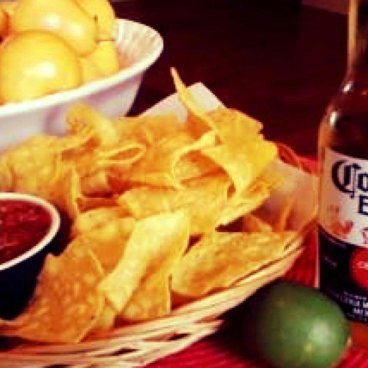 Fresh Mexican Restaurant Salsa Roja (Red Salsa)