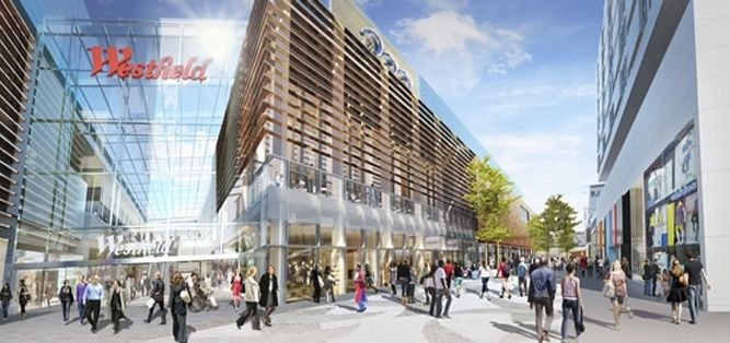 #London's Best Hubs to Shop Till you Drop-off - Westfield Stratford #shopping mall