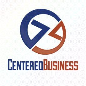 Exclusive Customizable Arrows Logo For Sale: Centered Business | StockLogos.com