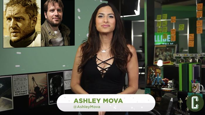 Video: Collider News on Tom Hardy rumor and the Celebration Panel In the latest episode of Collider News Ashley Mova talks about the rumor of Tom Hardy in Star Wars: Episode 8 and the Rogue One panel with Gareth Edwards at Star Wars Celebration this...