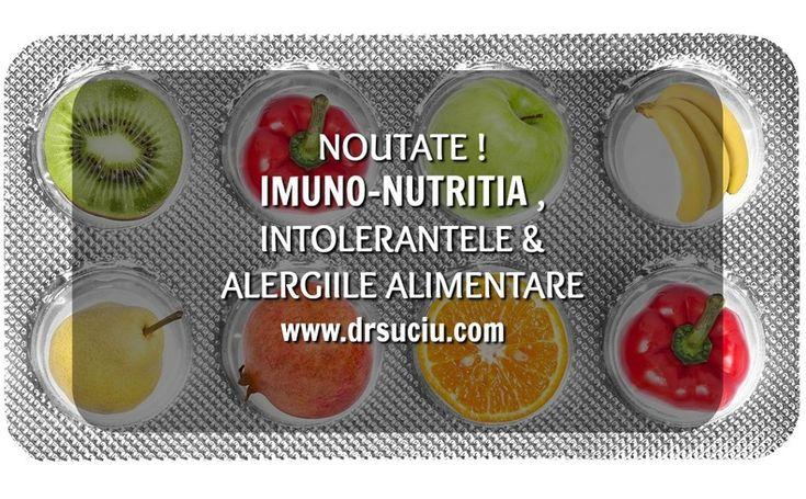 Photo Imuno-nutritia, intolerantele si alergiile alimentare - drsuciu
