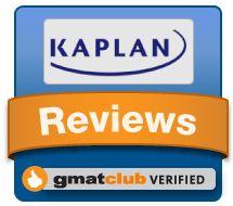 kaplan gmat reviews
