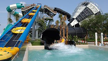 Cool off at some of the great water parks for the whole family in South Florida! Check out the list!