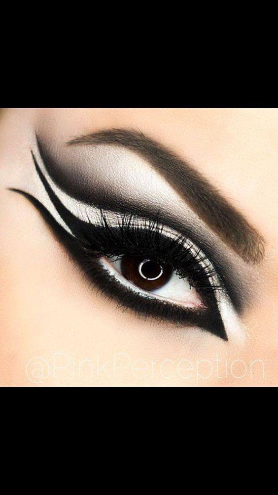 Egyptian eyeliner: