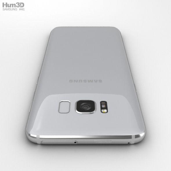 Samsung Galaxy S8 Plus Arctic Silver Galaxy Samsung Samsung Galaxy