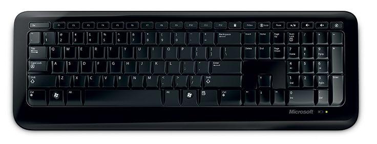[CATALOGUE GÉNÉRAL 2015] Wireless Keyboard 800: Le clavier sans fil pratique et robuste. Design compact et robuste. Touches multimédia : contrôlez votre musique et vos vidéos. Connexion sans fil via nano-récepteur. Plug & Play : installation facile sans logiciel. Touches ultraplates - Résistant aux éclaboussures. Réf. 2VJ-00007. http://www.exertisbanquemagnetique.fr/info-marque/Microsoft #Microsoft #Clavier #Ordinateur