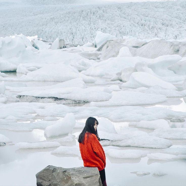 Fjallsárlón, Glacier Lagoon