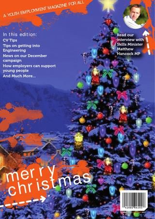 Youth Employment e-Magazine December Edition