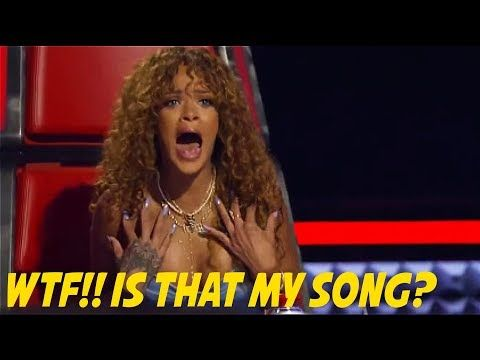 Best Rihanna COVERS in The voice Audition 2018 - YouTube