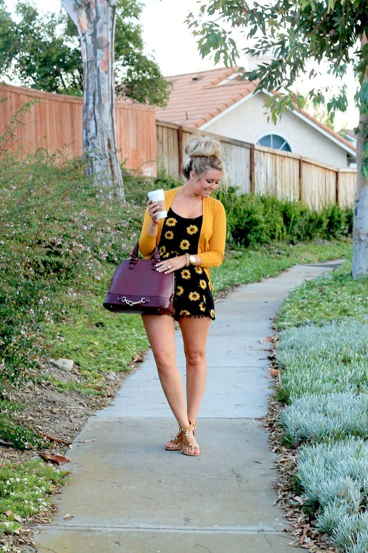 155 Best Images About How To Wear Mustard Cardigan On