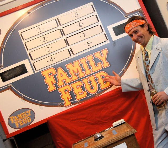 how to play family feud at a party
