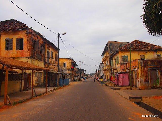 """Grand-Bassam : Ville historique, """"Berceau"""" de la Côte d'Ivoire"""