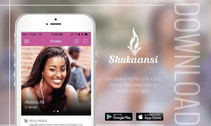 Shukaansi Inc. Releases Its Much Anticipated East African Dating App